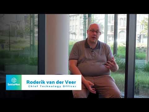 Mint, SettleMint's core technology, presented by Roderik van der Veer, CTO of SettleMint