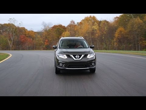2014 Nissan Rogue Gets Very Positive Consumer Reports ...