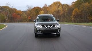 2014 Nissan Rogue First Drive | Consumer Reports