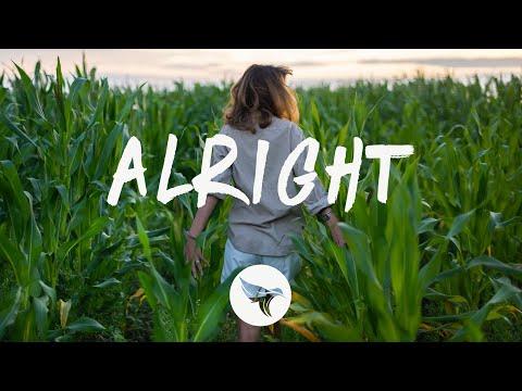 Clara Mae - Alright (Lyrics) feat. Russell Dickerson