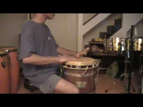 Makuta Lead Drum Practice