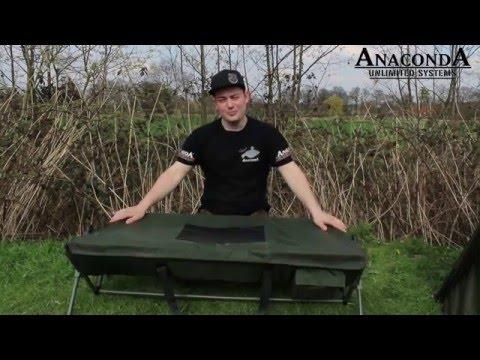 Anaconda Credenza Mat /Abhakmatte für Karpfen