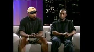 Public Enemy Griff and Chuck D on Tavis