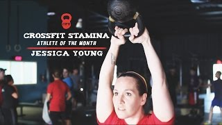 Athlete of the Month: Jessica Young