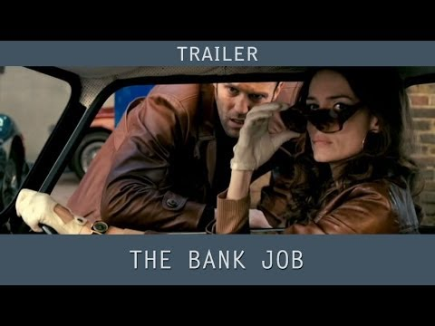 The Bank Job Trailer (2008) (видео)