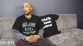 Lord Jamar: Eminem Is No Different Than Macklemore