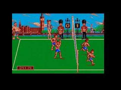 Beach Volley Atari