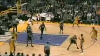 Kobe Bryant 56 Points In 34 Minutes Vs Grizzlies 2001-02