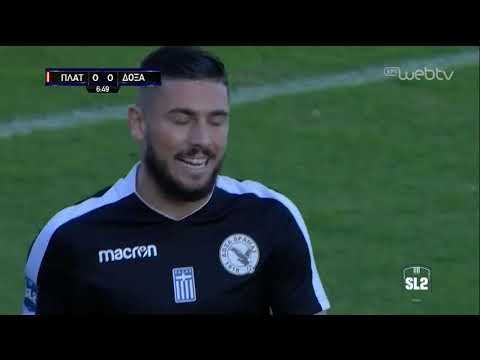 Super League 2: ΠΛΑΤΑΝΙΑΣ – ΔΟΞΑ ΔΡΑΜΑΣ | ΑΓΩΝΑΣ | 22/11/2019 | ΕΡΤ