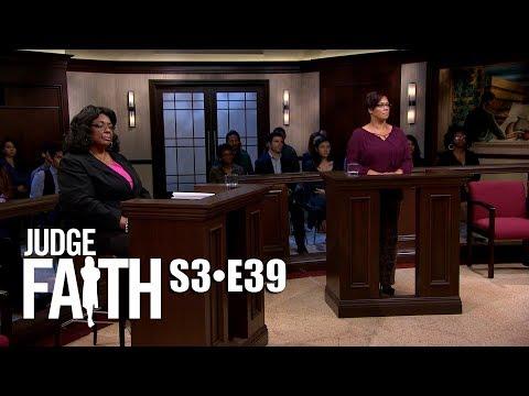 Judge Faith - Child Support Broke; Pro-Rate Rebate (Season 3: Episode #39)