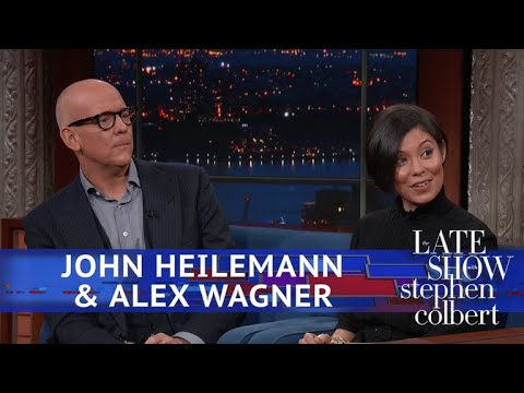 The Late Show: John Heilemann & Alex Wagner On The Media's Coverage Of Stormy Daniels