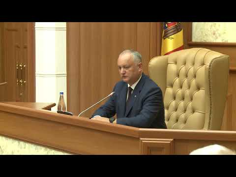 Șeful statului a convocat o ședință cu președinții comisiilor de profil din cadrul Consiliului Societății Civile