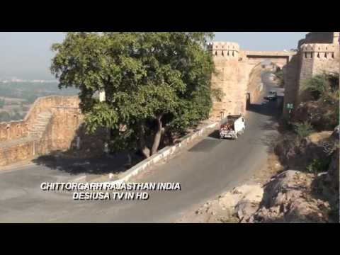 Fort of Chittorgarh Rajasthan, India (Udaipur)