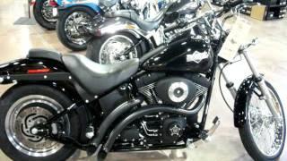 9. 2005 Harley-Davidson FXSTB/FXSTBI Softail® Night Train®