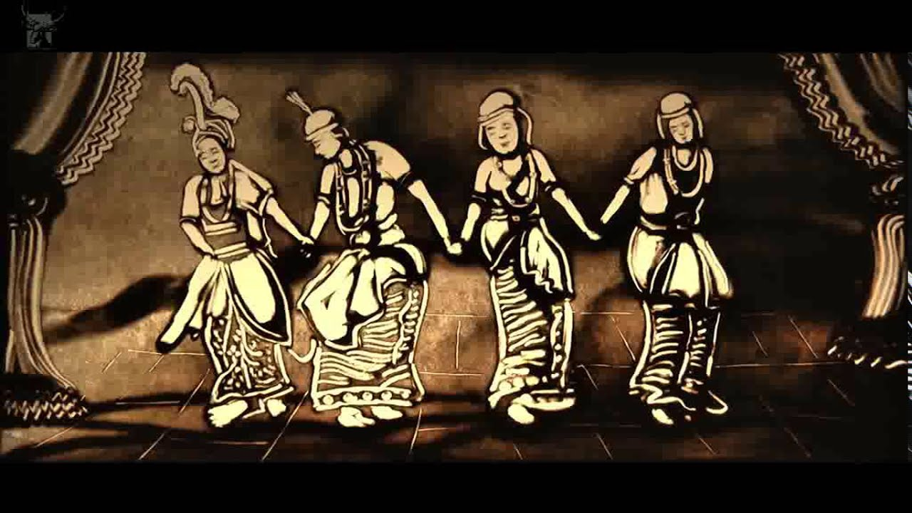 Sand Animation Manipur Tourism Film