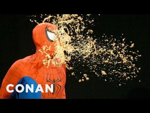 Conan - Super Slow Mo Camera Moments