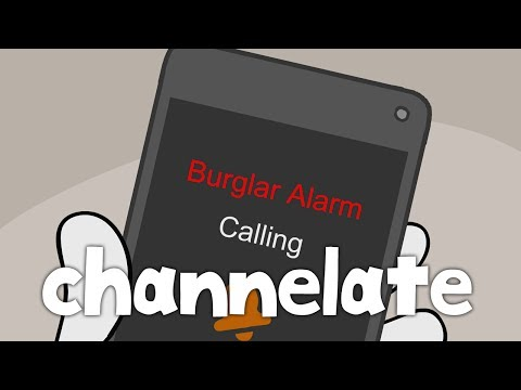 Explosm Presents: Channelate - Robbed