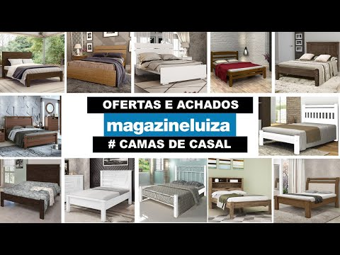 MAGAZINE LUIZA OFERTAS DE HOJE DE CAMAS DE CASAL  -  SUGESTÃO DOS INSCRITOS  | 2HS STORE
