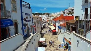 Algarve Portugal  city images : Portugal Algarve, Albufeira Old Town