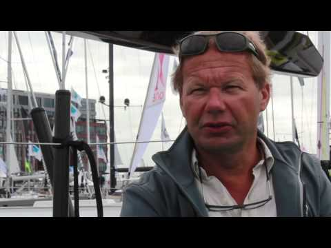 Testimonial Messink Yachting - Gideon Messink Volvo Ocean veteran 2013