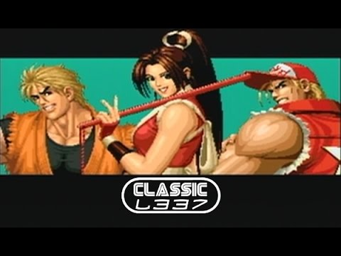 king of fighters 95 neo geo