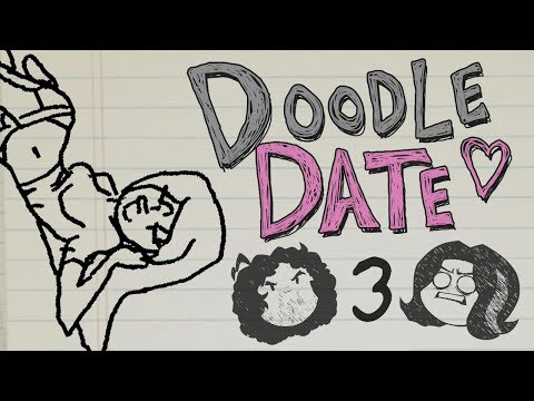 Doodle Date: Scribbly Intimacy - PART 3 - Game Grumps (видео)