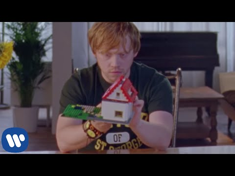 Ed Sheeran - Lego House [Official Video] (видео)