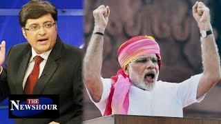 PM Modi Aims For Balochistan Unity Against Pakistan: The Newshour Debate (12th Aug 2016)