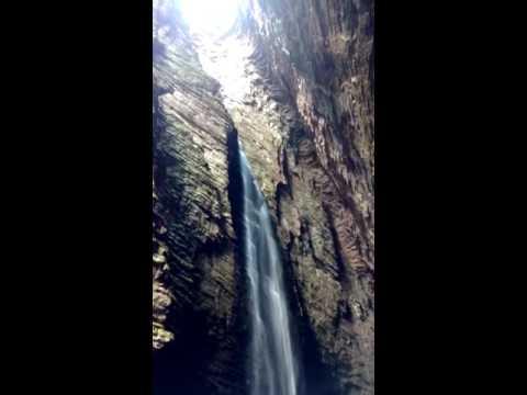Cachoeira da Fumacinha - Ibicoara-Ba - Chapada Diamantina