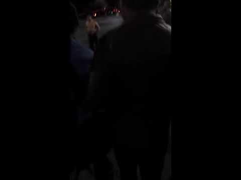 STREET FIGHT ( trash talker gets KNOCKED OUT ) original
