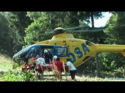 Záchranáři v akci