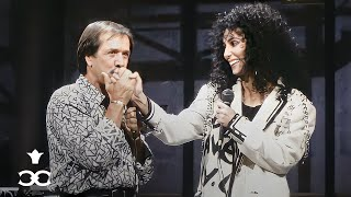 Video Sonny & Cher reunite for the last time to sing 'I Got You Babe' on Letterman (1987) MP3, 3GP, MP4, WEBM, AVI, FLV Mei 2019