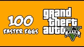 100 AMAZING Easter Eggs In GTA 5! (Grand Theft Auto V)SUBSCRIBE For more GTA 5 Videos: http://tiny.cc/RobbinRamsGTA 5 Easter Eggs, Mysteries And Secrets: https://www.youtube.com/watch?v=XAiTP...▬▬▬▬▬▬▬▬▬▬▬▬▬▬▬▬▬▬▬▬▬▬• Twitter: https://twitter.com/RobbinRams• Google+: https://plus.google.com/u/0/+RobbinRams2• Facebook: https://www.facebook.com/RobbinRamsYo...•  Instagram: https://instagram.com/robbin_rams/▬▬▬▬▬▬▬▬▬▬▬▬▬▬▬▬▬▬▬▬▬▬▬Thank you guys for all the support, Stay Awesome!