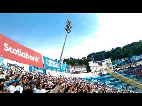 Los fasistas son así - Alianza FC - La Ultra Blanca y Barra Brava 96 - Alianza