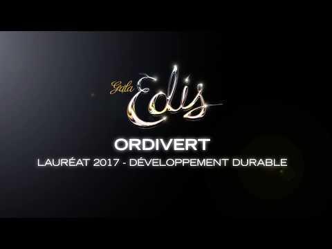Gala Edis 2017 | Développement durable- Ordivert