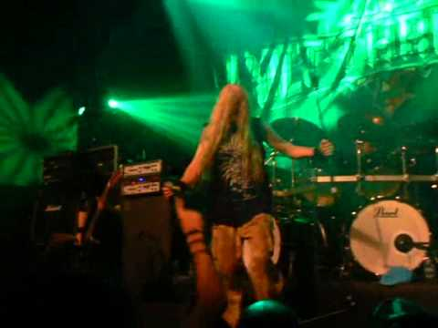 Bolt Thrower - This Time It's War, Live at club Roxy, Prague, 24