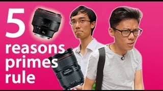 Video 5 Reasons Why Primes Are Better Than Zooms MP3, 3GP, MP4, WEBM, AVI, FLV Juli 2018