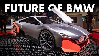 Future of BMW: NEW 4 Series, M8 And Electric BMW M Cars   Carfection by Carfection