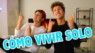 Video CÓMO VIVIR SOLO ft. Mario Ruiz / Juanpa Zurita MP3, 3GP, MP4, WEBM, AVI, FLV Juli 2019
