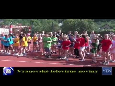Vranov: dievčatá ZŠ Bernolákova sa zúčastnili turnaja minihádzanej