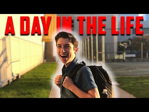 A Day In The Life Of A Teen Chef | Chef Eitan Bernath