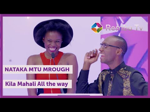 Nataka mtu mrough all the  way Kila mahali ||Hello Mr.Right ||