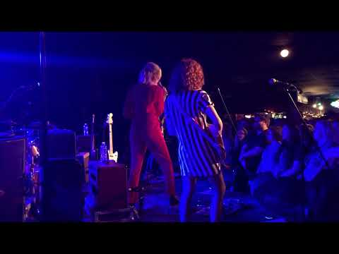 The Regrettes Live at Bottleneck Lawrence KS 12/16/17 pt 2