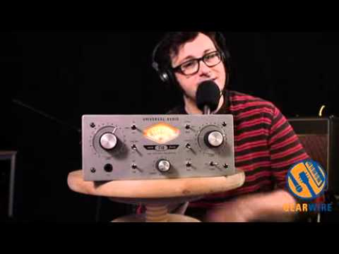 Universal Audio 710 Twin-Finity Microphone Preamp: Freedom Of Choice (Video)