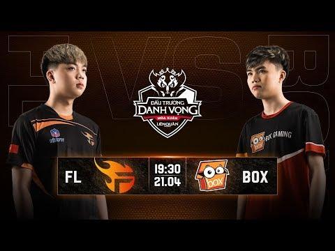 Team Flash vs BOX Gaming - Vòng 12 Ngày 2 - Đấu Trường Danh Vọng Mùa Xuân 2019 - Thời lượng: 1:05:49.