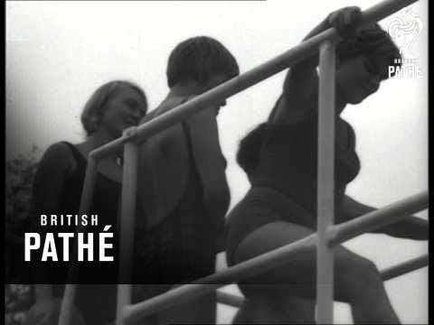 International Diving In Salzburg (1965)