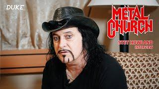 Stet Howland (Metal Church / ex. W.A.S.P.) Interview - Las Vegas 2017