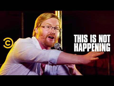 Kurt Braunohler Beats Up A DJ: This Is Not Happening (CC:STUDIOS & Comedy Central)