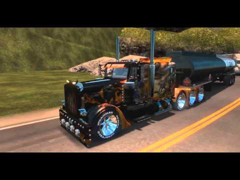 T-D-S peterbilt 389 BIG BANG