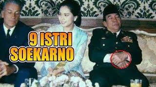 Video JAGOAN WANITA, Ini 9 Istri Cantik Presiden Soekarno yang Diakui MP3, 3GP, MP4, WEBM, AVI, FLV Juni 2019
